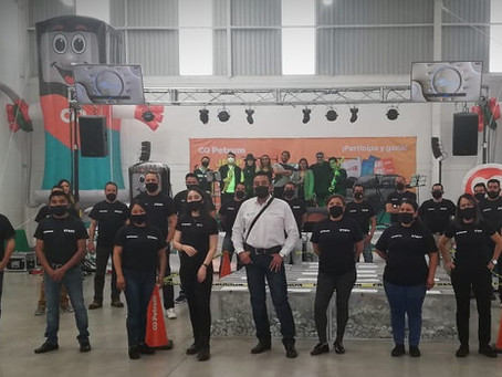 Grupo Musical U-Party ⎮ Sorteo 16 Gasolineras Petrum ⎮ Querétaro, Qro.
