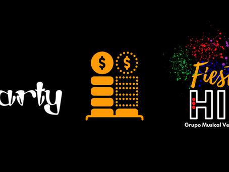 Grupos Musicales U-Party lanza nuevo producto al mercado para combatir efectos COVID-19.🥇