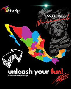Grupos Musicales U-Party Unleash Your Fu