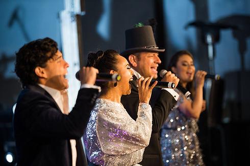 Grupo Musical Mandarina Show Website.JPG