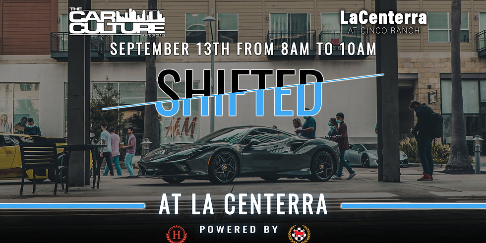 SHIFTED September 2020   The Car Culture