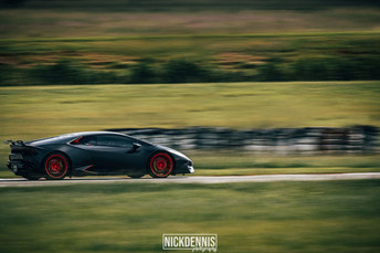 Huracan at our track day