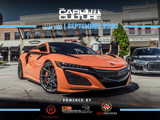 Shifted Car Show at La Centerra | Event Coverage