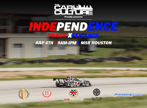INDEPENDENCE Track Xperience!