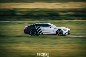 AMG GT63S at our track day