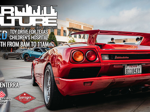 Houston Car Shows | Shifted | December 2020