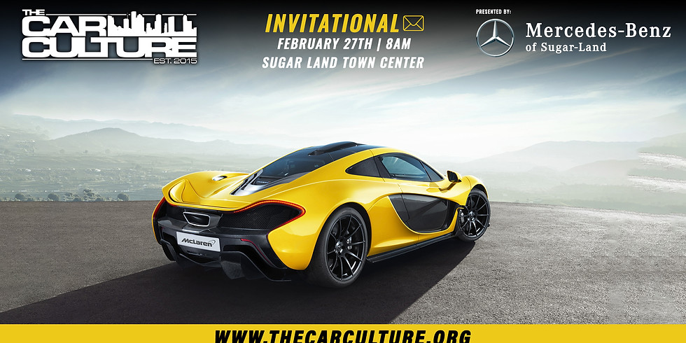 The Car Culture Invitational