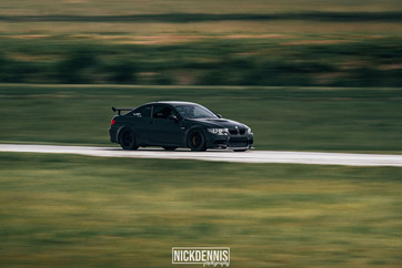 Sean's M3 tearing up the track