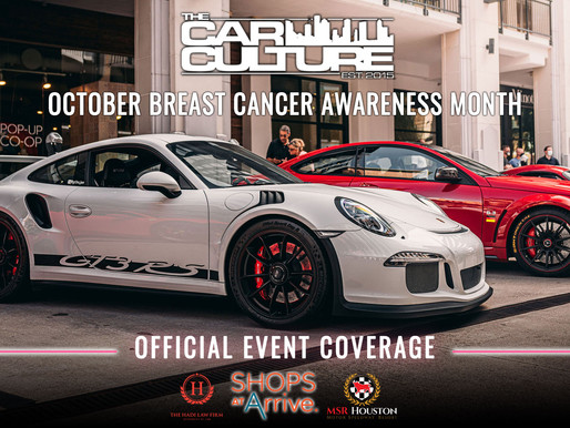 Houston Car Show | West Ave | October 2020