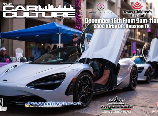 The Car Culture: December 2017 Car Show