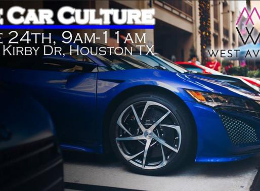 The Car Culture: June 2017 Car Show