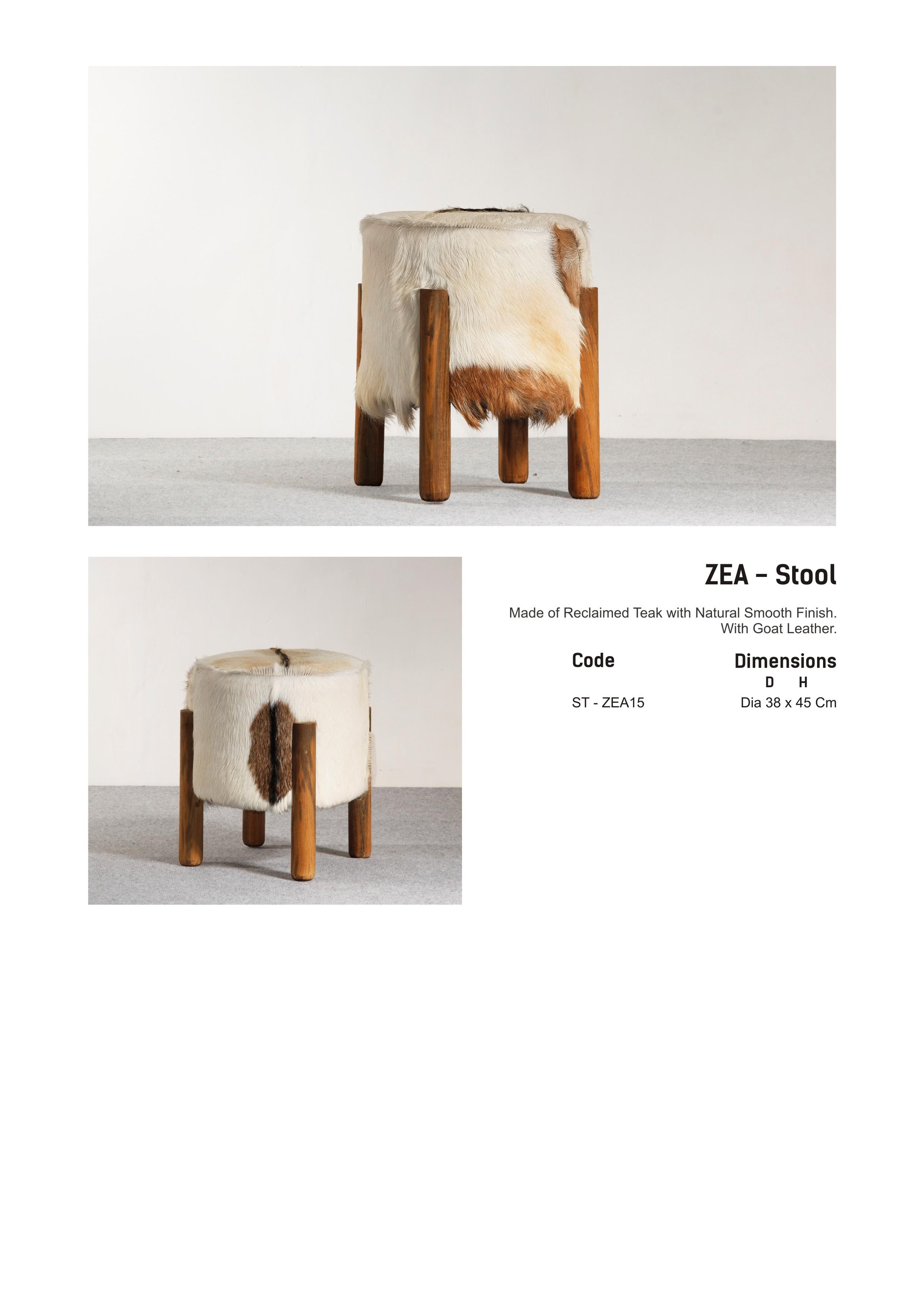 15. ZEA - Stool