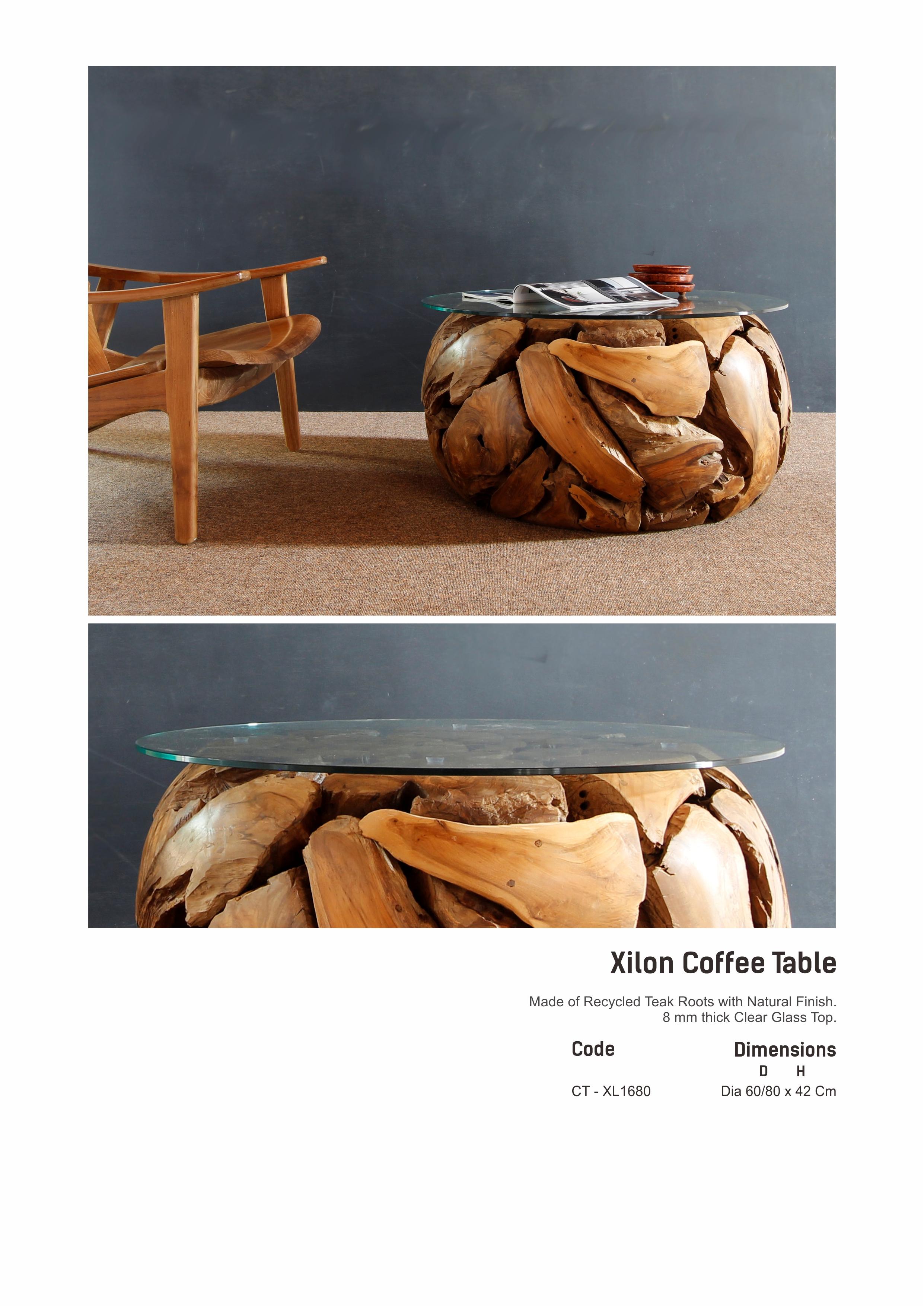 16. XILON Coffee Table