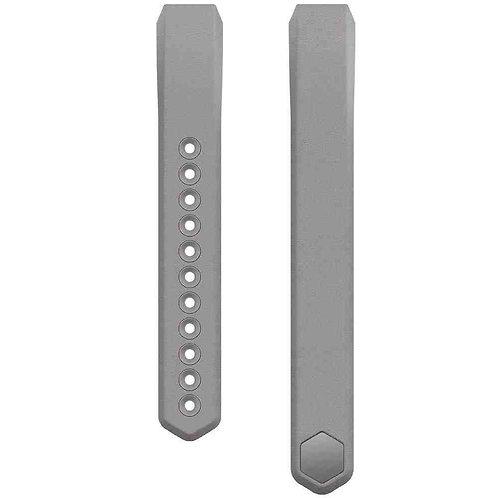 Fitbit Alta Accessory Band, Leather, Graphite
