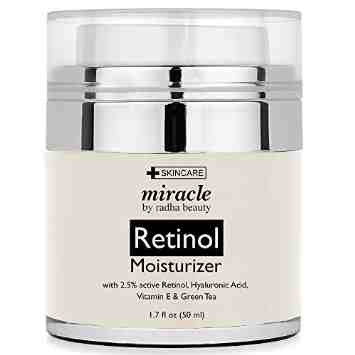 Buy Miracle Retinol from our Skincare Shop Today!