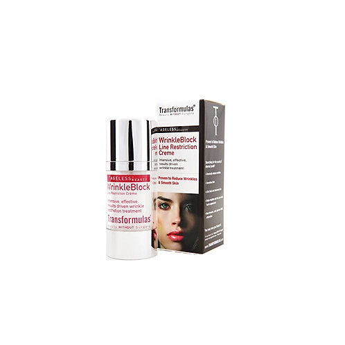 Transformulas - Night Care -Wrinkle Block Line Restriction Cream 15ml