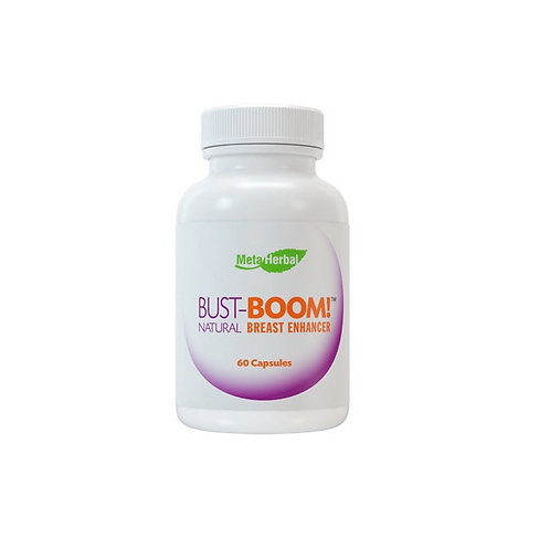 Bustboom Breast Enhancing Pills 60 tablets (2-month-supply)