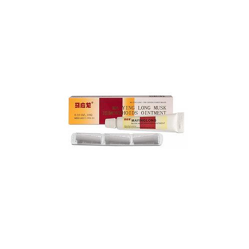 Mayinglong Musk Hemorrhoids Ointment Cream