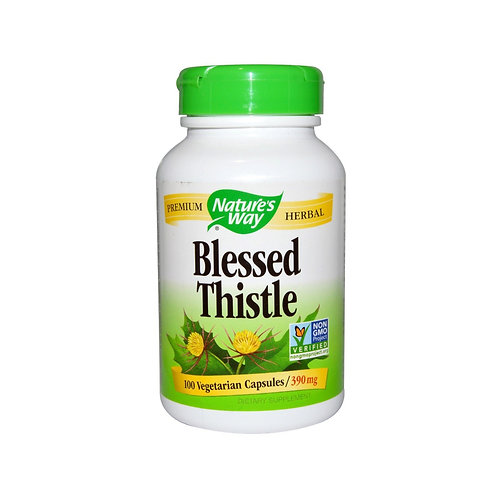 Blessed Thistle Lactation Breast Enhancement Pills 100 caps