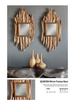 19. Quinton Mirror Frame Rect