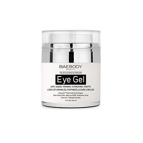Baebody Eye Gel for Dark Circles, Puffiness, Wrinkles and Bags 1.7 fl. oz.