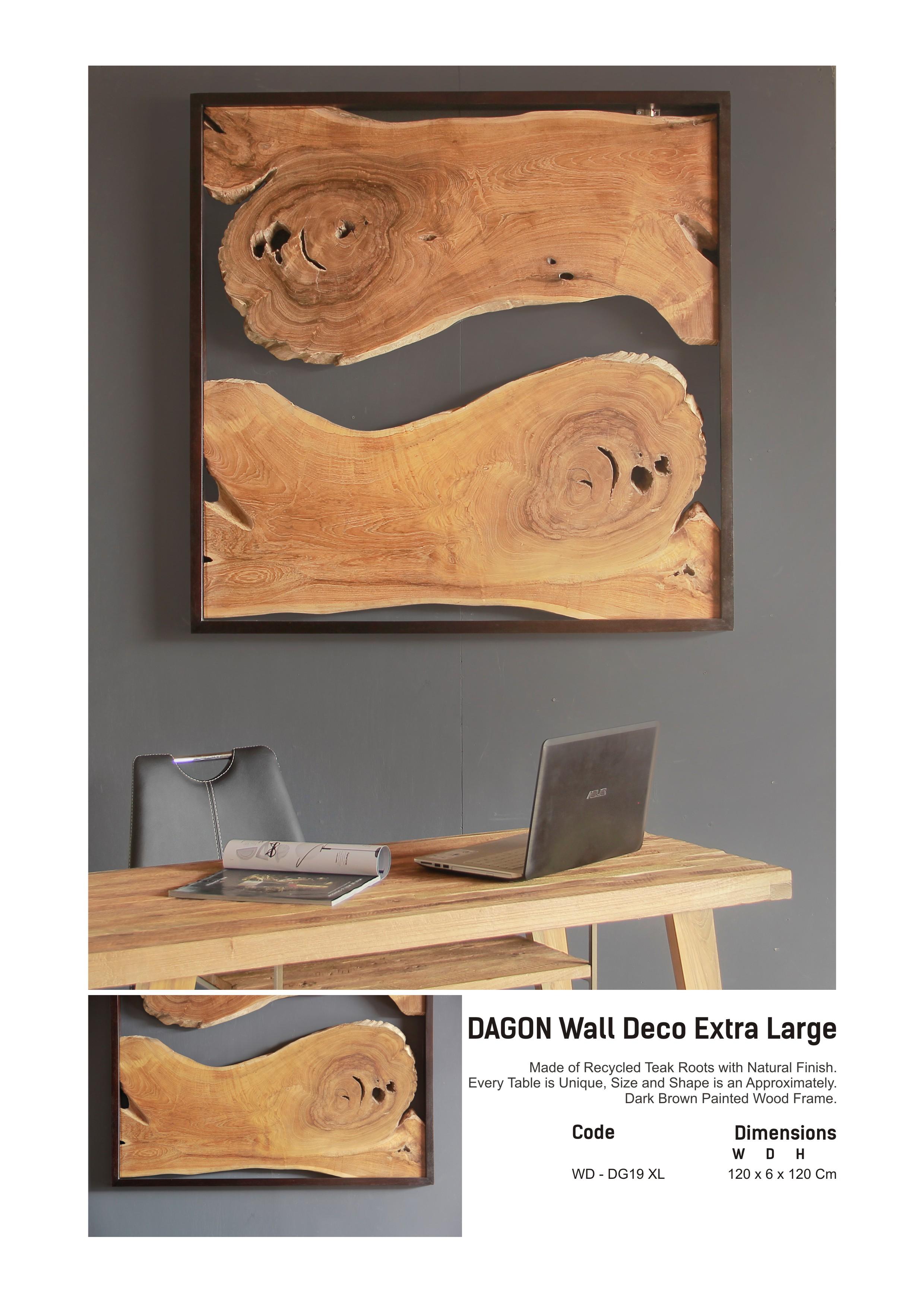 19. DAGON Wall Deco XL