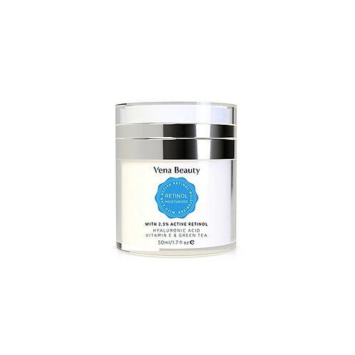 Vena Beauty Retinol Moisturizer Cream for Face and Eye Area
