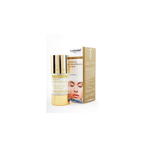 Transformulas - Night Care - Mid-Life Marine Miracle Creme 15ml