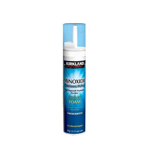 Kirland Signatures Topical Aerosol 5% Minoxidil for Men