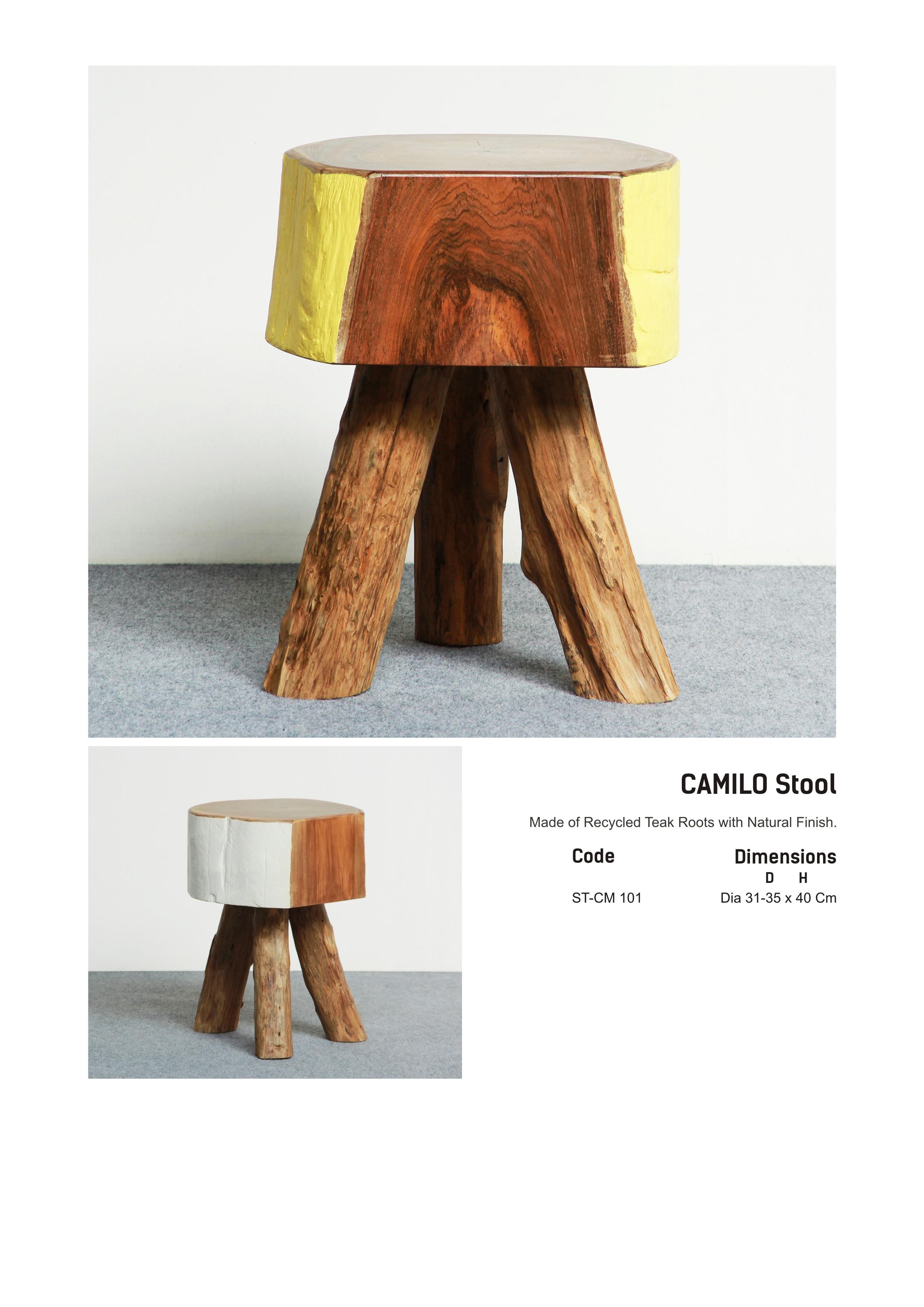 14. CAMILO - Stool