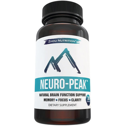 Neuro Peak Mental Performance Support Pills