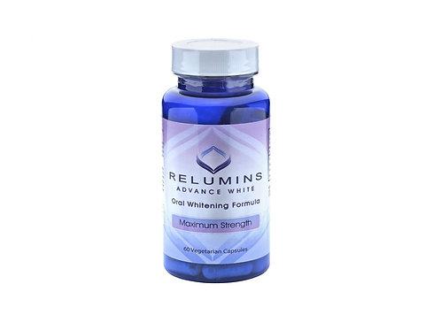 Relumins Advance White Glutathione Reduced Glutathione Supplement 60 capsules