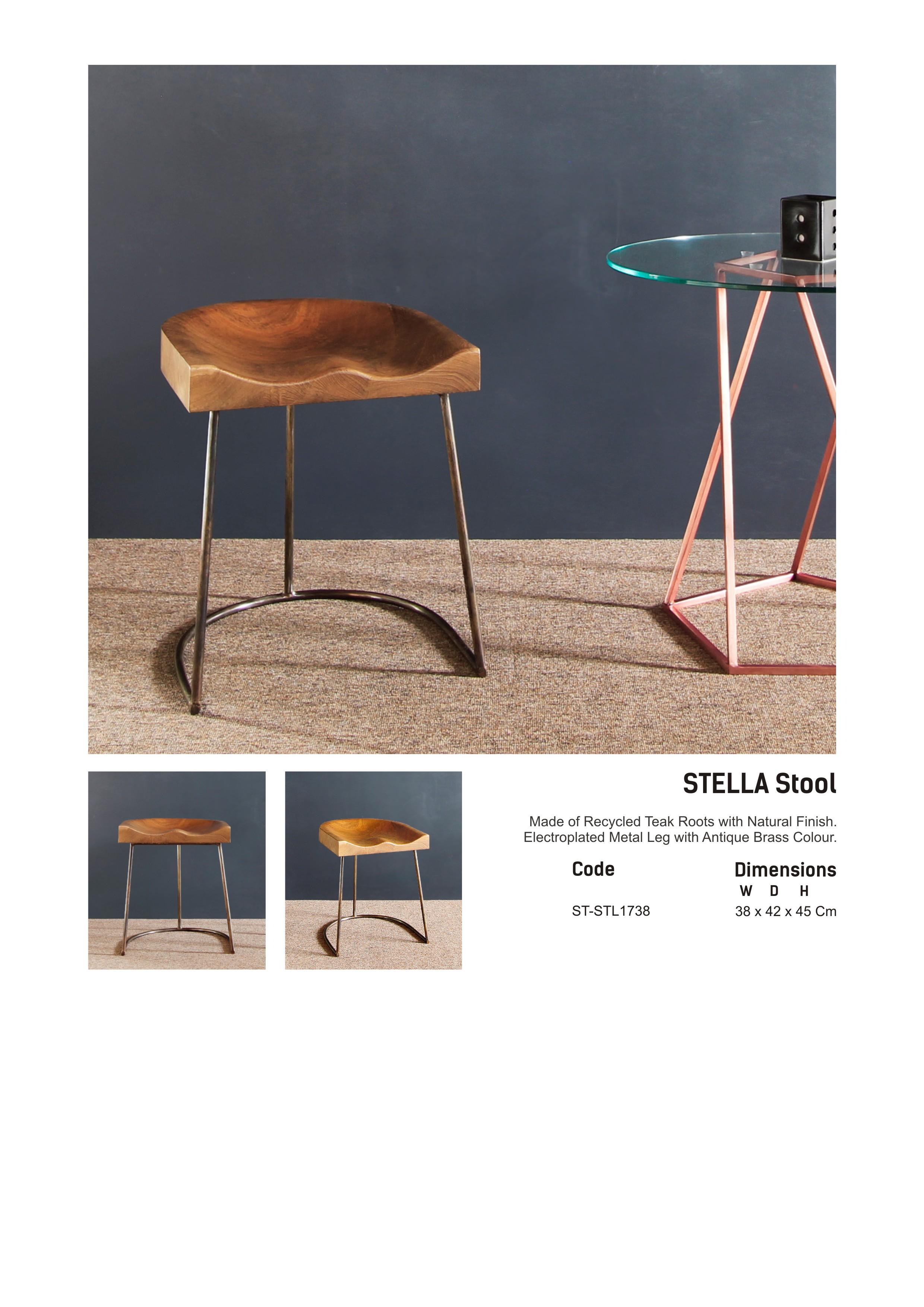 17. STELLA - Stool