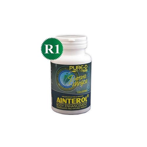 Ainterol Breast Enhancement Pills Pueraria Mirifica 100 capsules