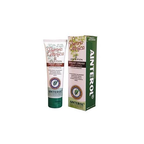 Ainterol Pueraria Mirifica Breast and Butt Cream 100 grams
