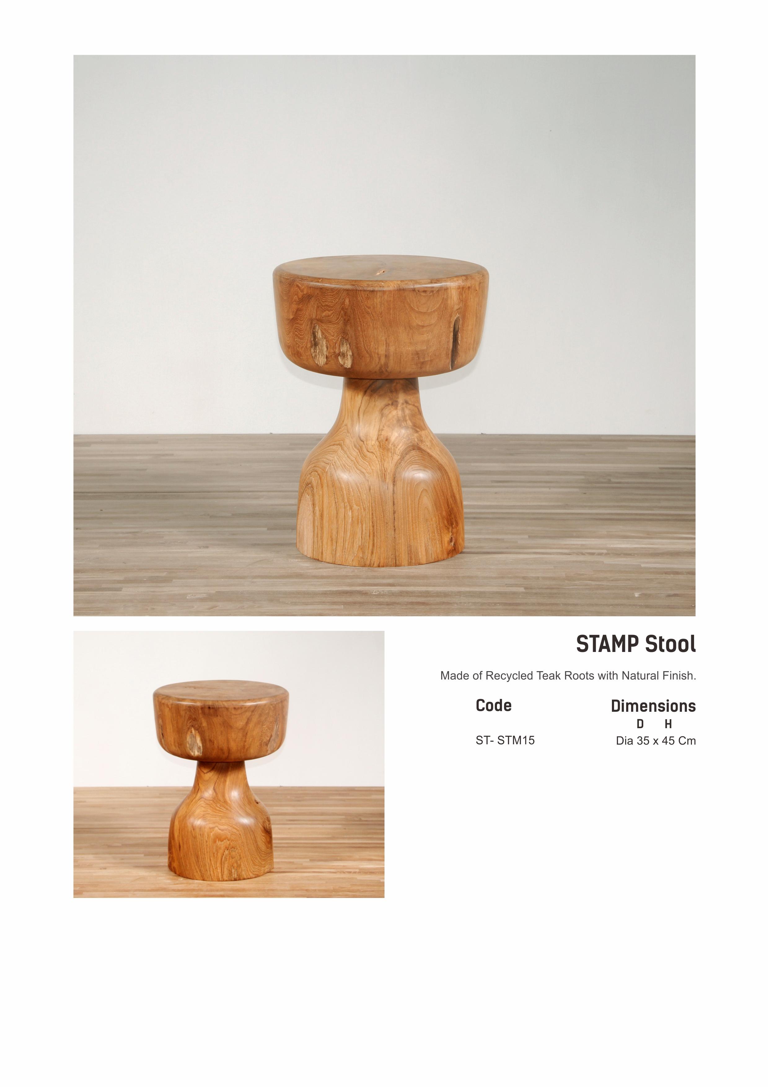 15. STAMP - Stool