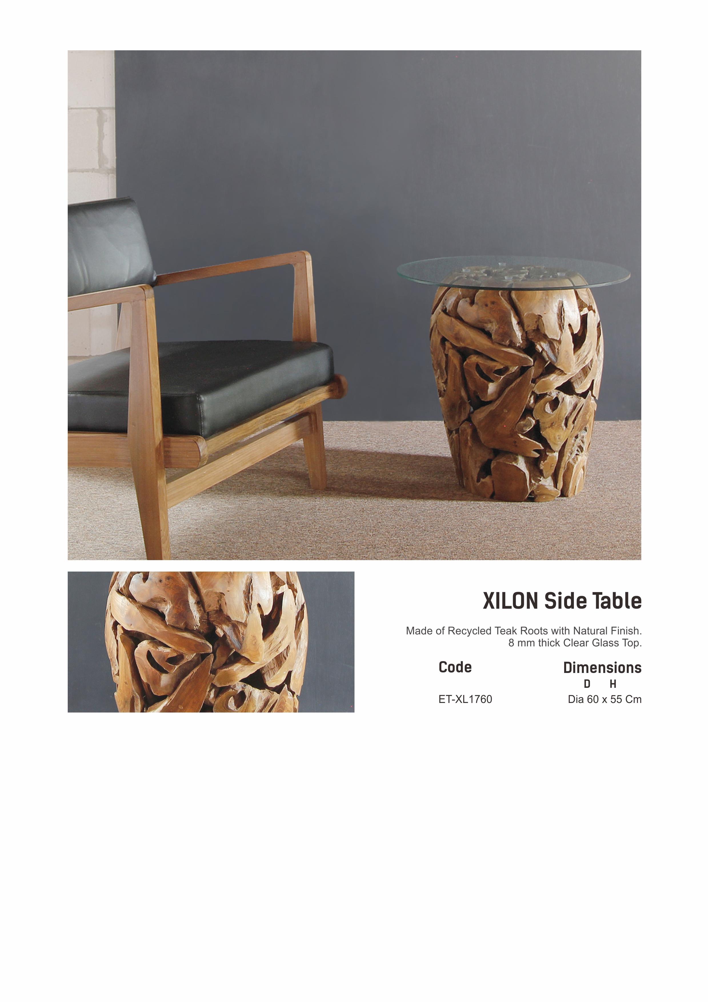 17. XILON Side Table