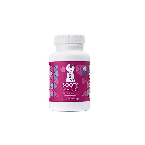 Booty Magic Butt Enhancement Pills 2 Month Supply
