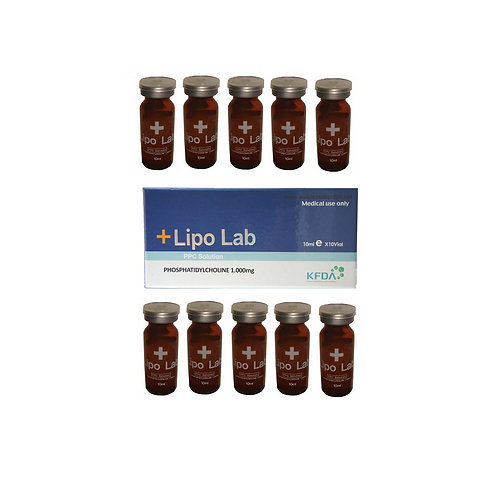 LIPOLAB for Mesotherapy 10vials
