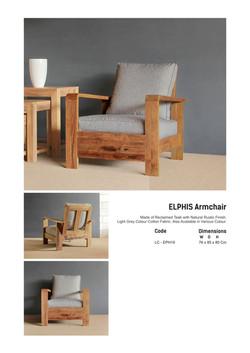 19. ELPHIS Armchair