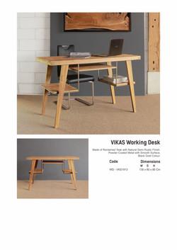 19. VIKAS Working Desk