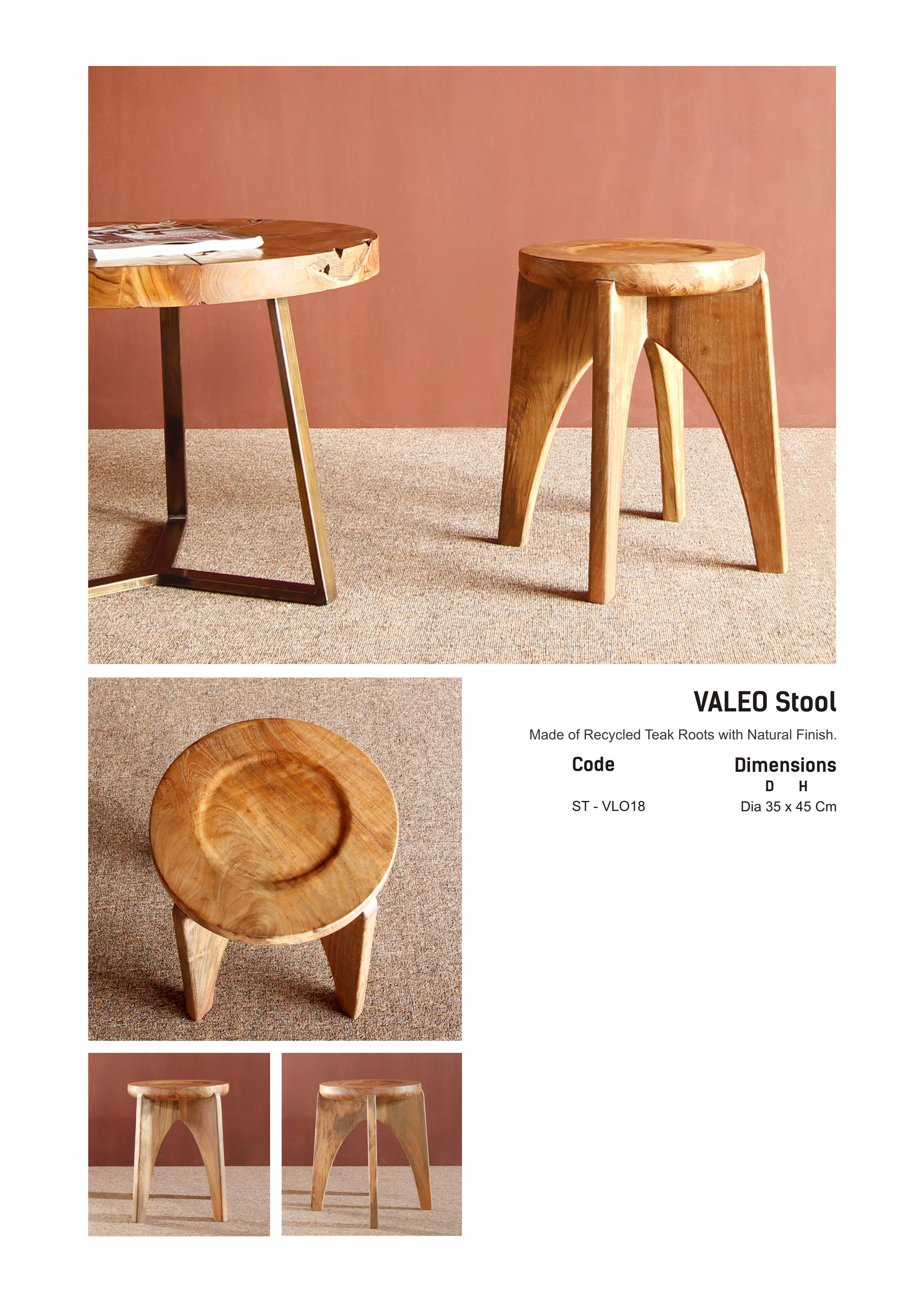 18. VALEO - Stool