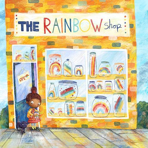 The Rainbow Shop A3