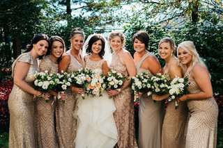 Crystal's Bridal Party