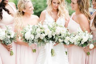 Molly's Bridal Party