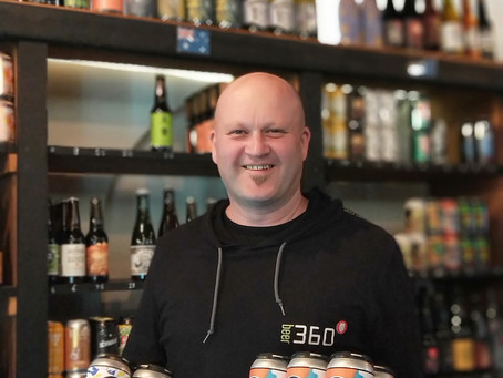 Local Legends: Chris Dally - Beer360