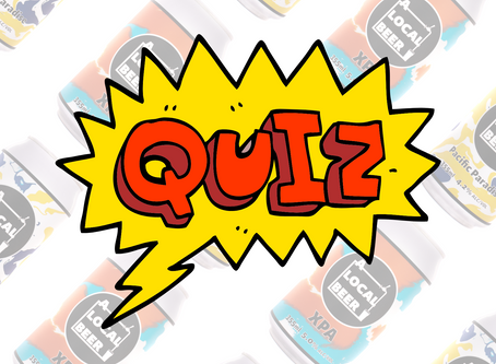The Great Local Beer Quiz #6