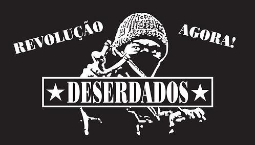 Deserdados - Revolução, Agora! 02 - Adesivo