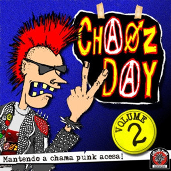 Coletânea - Chaoz Day vol. 2 - CD