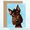 Thumbnail: 'Sammy Dog' Note Card